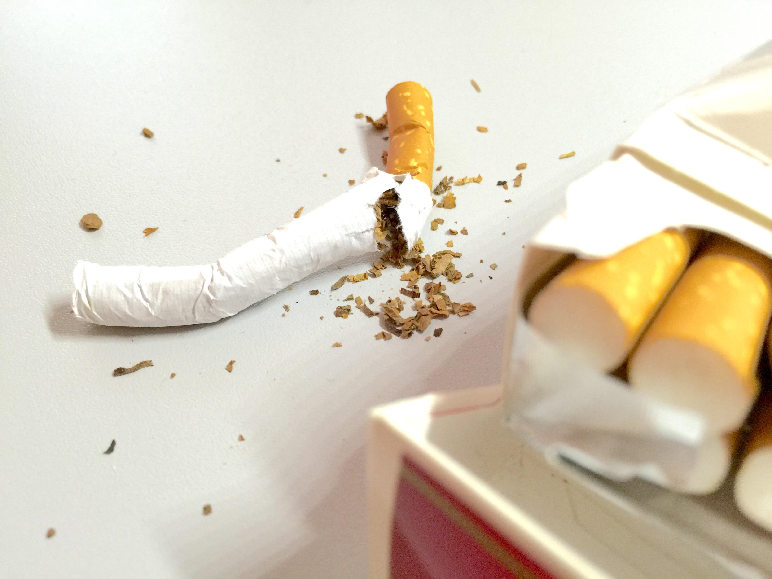 Sie wollen mit dem Rauchen aufhören? Wir können Ihnen dabei helfen!