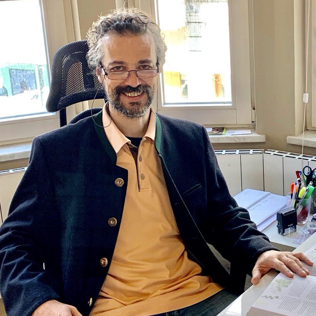 Markus Schuster, HP und HP Psychotherapie, Hypnotherapeut